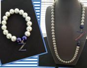 ZPB Pearl Necklace Set - SALE