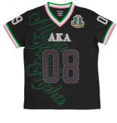 AKA Jersey - Black