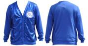 ZPB Sequin Cardigan - Blue