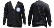 ZPB Sequin Cardigan - Black