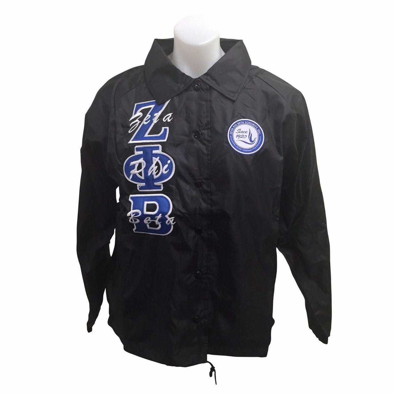 ZPB Line Jacket - Black