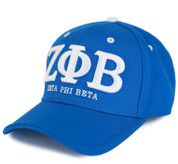 ZPB Lettered Cap - Royal