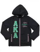 AKA Windbreaker -Black