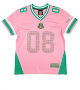Sequin Jersey - New - AKA - Pink