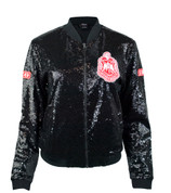 DST Sequin Jacket - Black
