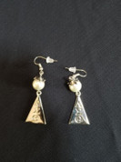 DST Reversible Pearl Earrings