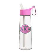 AKA Sorority Greek Water Bottle