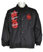 DST Signature Line Jacket - Black