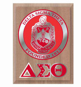 DST Circle Wall Crest