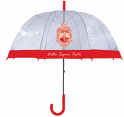 DST Retro, Domed Clear Umbrella