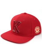 KAY Snapback - Metallic Emblem