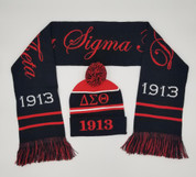 DST Hat & Scarf Set