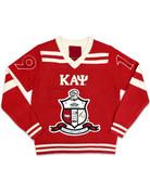 KAY V-Neck Chenille Sweater