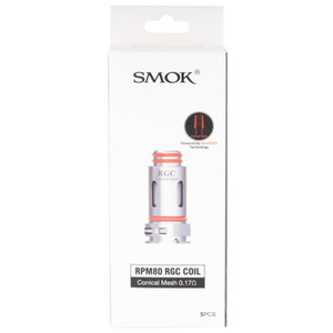 Smok RPM80 Pro RGC Single Coil