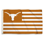 Texas Longhorn Stripes Flag (3 X 5) 35334