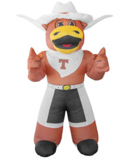 Texas Longhorn 7' LED Lit  Inflatable Mascot (496886)