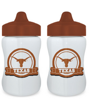 Texas Longhorn Sippy Cups (2 Pack) (UTX222)