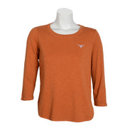 Texas Longhorn Tommy Bahama Ladies Ashby Rib Tee (T2211247)
