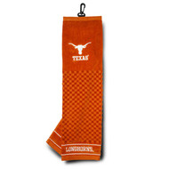 Texas Longhorn Embroidered Golf Towel (23310)