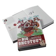 The Big Shoot Out: The Untold Story of the Game of the Century-Book (Signed by the Author) (BIGSHOOTOUTBOOK)