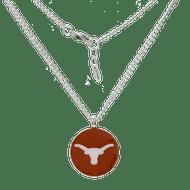 Texas Longhorn Texas Necklace (33610220)