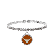 Texas Longhorn Breeze Bangle Bracelet (33308310)