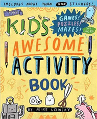 Kids Awesome Activity Book (9780761187189)
