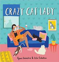 Crazy Cat Lady Book (9781523505579)