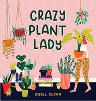 Crazy Plant Lady Book (9781523505371)