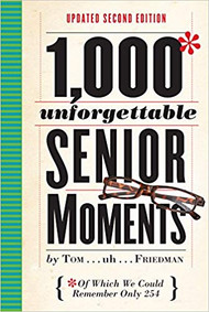 1000 Senior Moments Book (SENIORMOMENTSBOOK)