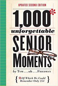 1000 Senior Moments Book (SENIORMOMENTSBOOK)