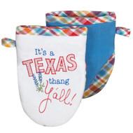 It's a Texas Thang Grabber Mitt (F2212)