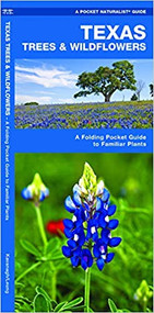 Texas Trees & Wildflowers: A Pocket Guide to Familiar Species (9781583550984)