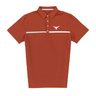 Texas Longhorn Men's 40 Acres Champions Colorblock Luxtec Polo (IS2420)