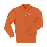 Texas Longhorn Mens' 40 Acres Ecotec Polo (IS66001)