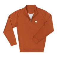 Texas Longhorn Mens' 40 Acres ECOTEC Dual Dot 1/2 Zip (IS76216)