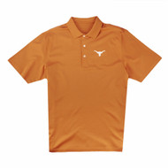 Texas Longhorn Mens' 40 Acres SUPIMA Mercerized Polo (IS62200)