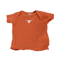 Texas Longhorn Infant Lap Tee (2107TX)
