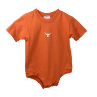 Texas Longhorn Infant Logo Romper (24 Mo Size Only) (2105TX)