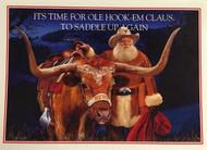 Santa & Bevo Christmas Cards (CAL82)