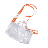 Texas Longhorn Kay Kay Mini Clear Duffle (1215TEX)