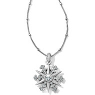 Brighton Halo Ice Starlight Necklace (JM1961)