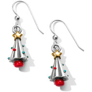 Brighton Holidaze French Wire Earrings (JA6083)