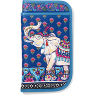 Brighton Journey to India Double Eyeglass Case (E5318M)