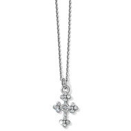 Brighton Abbey Cross Necklace (JM1721)