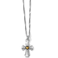 Brighton Wayfarers Cross Necklace (JM1712)