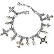 Brighton Crosses of the World Bracelet (JF6983)