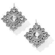 Brighton Mumtaz Bloom Leverback Earrings (JA5971)