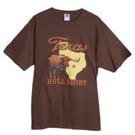 Texas Bull Shirt Tee (BULLSHIRT-TEE)