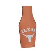 Texas Longhorn Zip Bottle Coozie (BOTTLE-ZIP-BO)